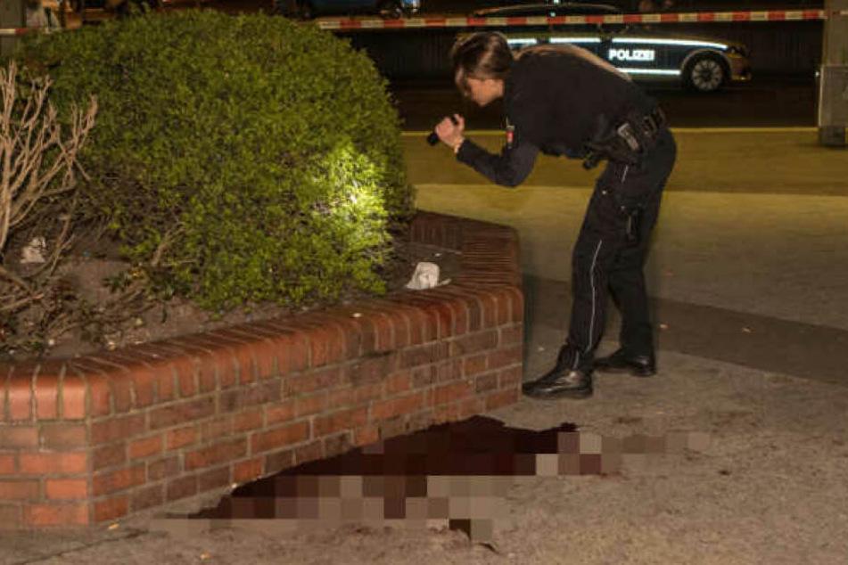 Blutiger Angriff in Harburg: Mutmaßlicher Messerstecher (18) geschnappt