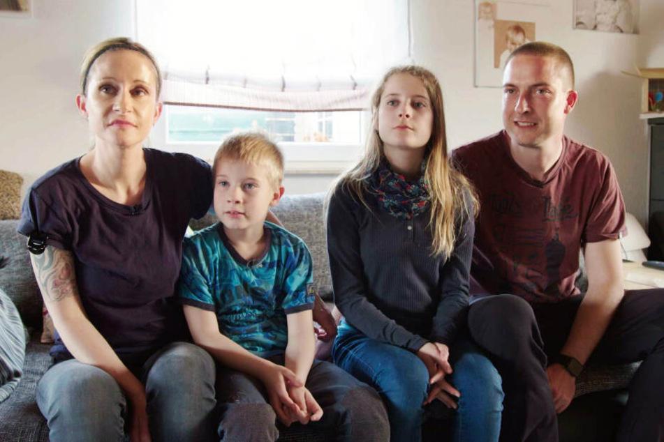 Schafft es Familie Döring, CO2 zu sparen? Und wie wird sich ihr Alltag in Zukunft verändern?