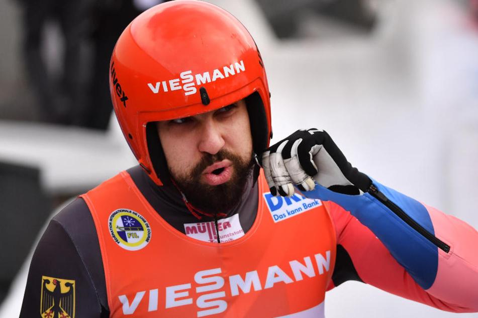 Bleibt Russland gesperrt gewinnt Andi Langenhan schon jetzt seine Olympia-Medaille.