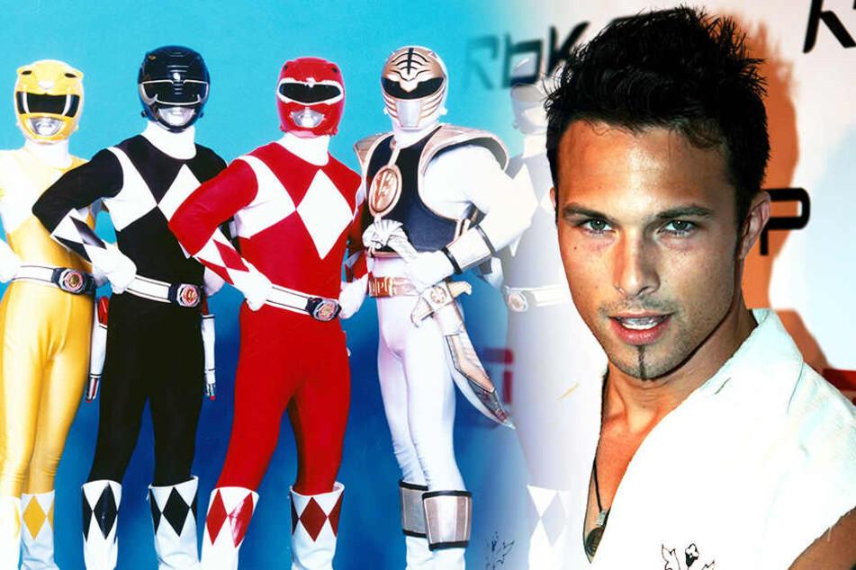 """""""Power-Rangers""""-Schauspieler Ricardo Medina (38) muss für sechs Jahre in Haft."""
