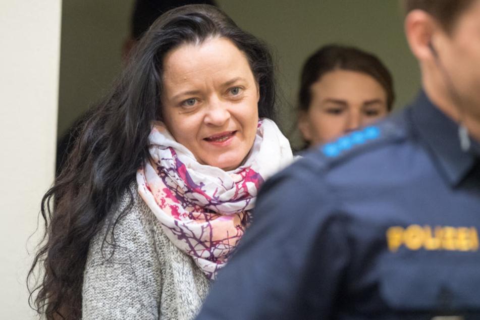 Beate Zschäpe konnte die Ehefrau eines der NSU-Opfer nicht verzeihen.
