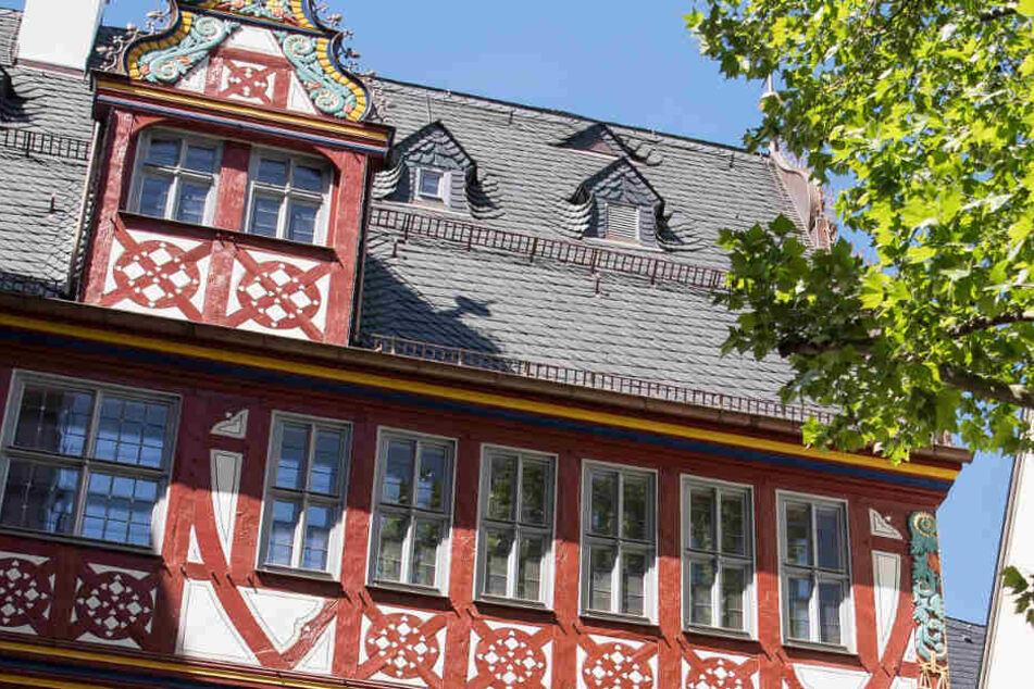 Ab jetzt dürfen alle staunen Neue Frankfurter Altstadt - Bauzäune weg