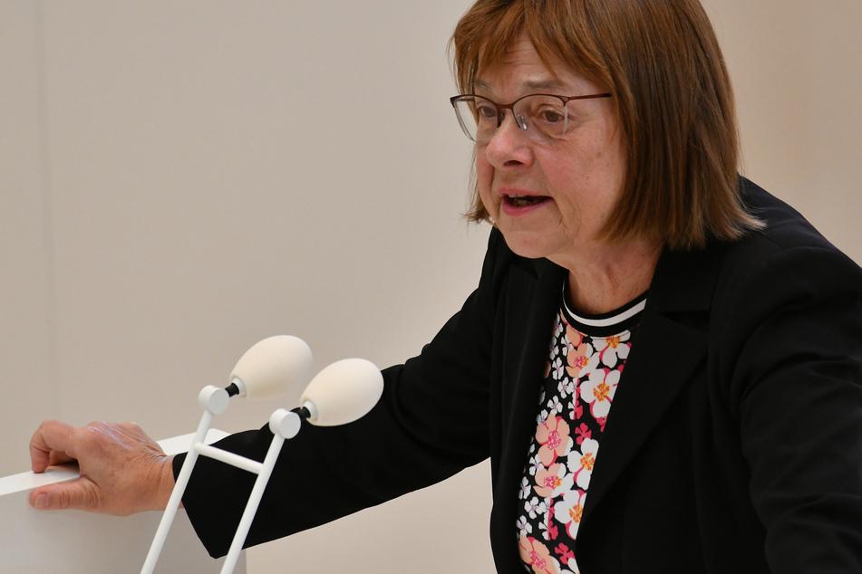 Ursula Nonnemacher (64, Grüne) bemüht sich um eine bessere Situation für Pflegebedürftige und ihre Mitmenschen.