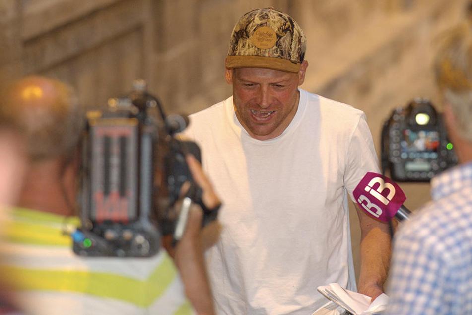 Jan Ullrich wurde bereits vergangene Woche auf Mallorca festgenommen.