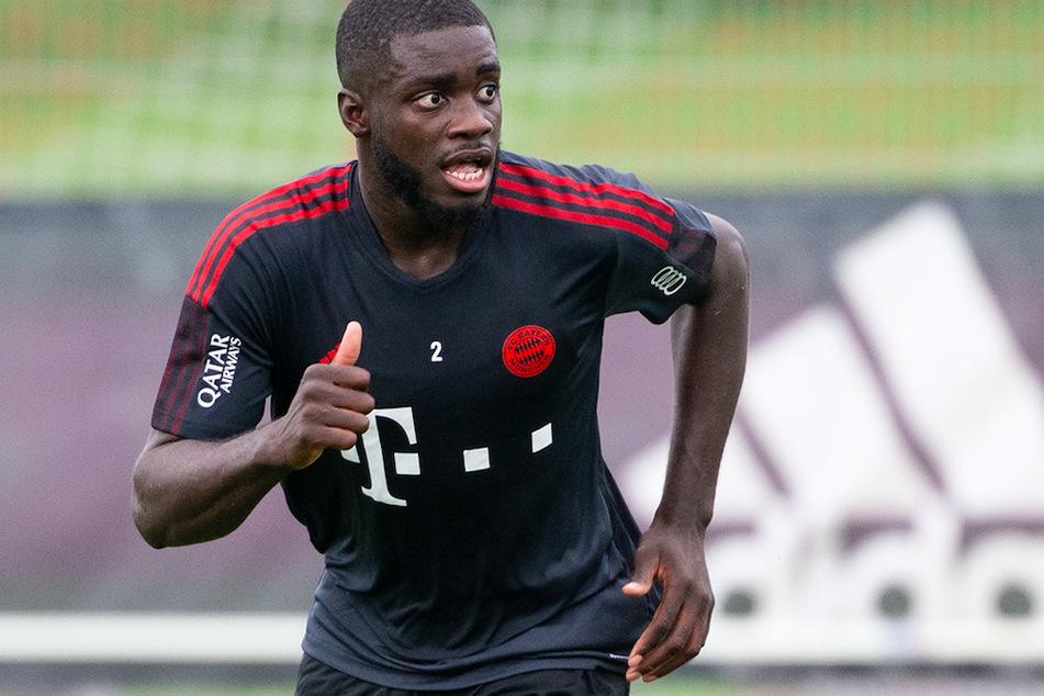Dayot Upamecano (22) hat sich beim FC Bayern München schnell eingelebt.