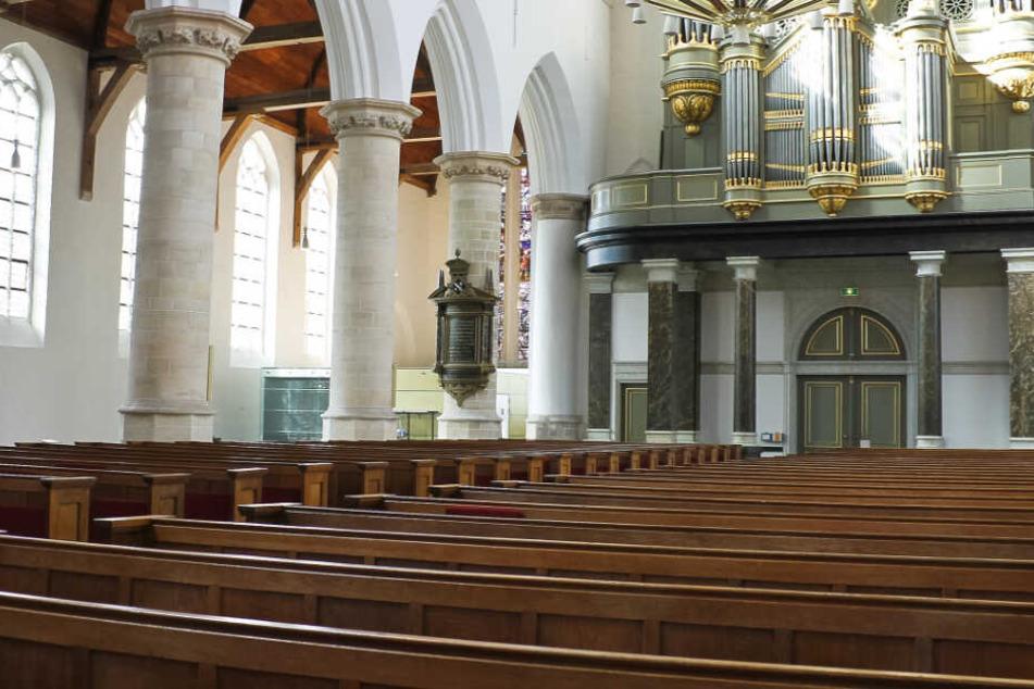 Tatort Kirche: 14 Menschen wurden bei dem Überfall in Hantoukoura getötet.