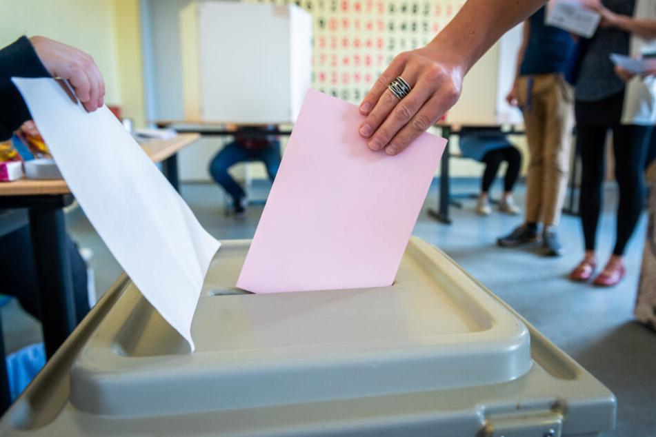 Europawahl: AfD holt die meisten Stimmen in Chemnitz