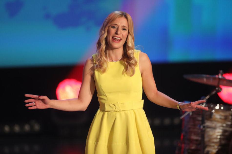 Stefanie Hertel schlägt jetzt neue Töne an und singt jetzt Country.