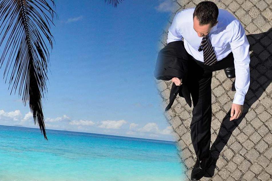 Wenn der Chef den Urlaub streicht: Was Du nun tun kannst
