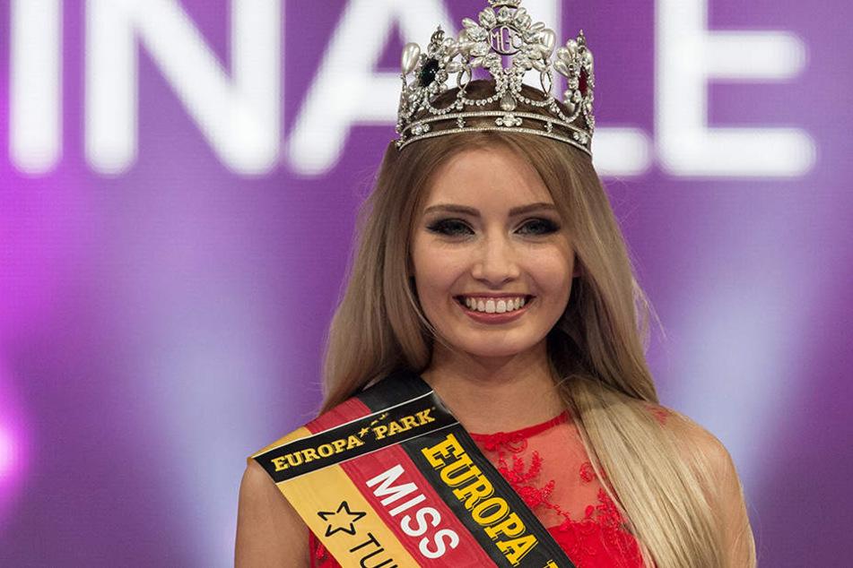 Zur Titel-Halbzeit: Miss Germany plant schon für die Zeit danach