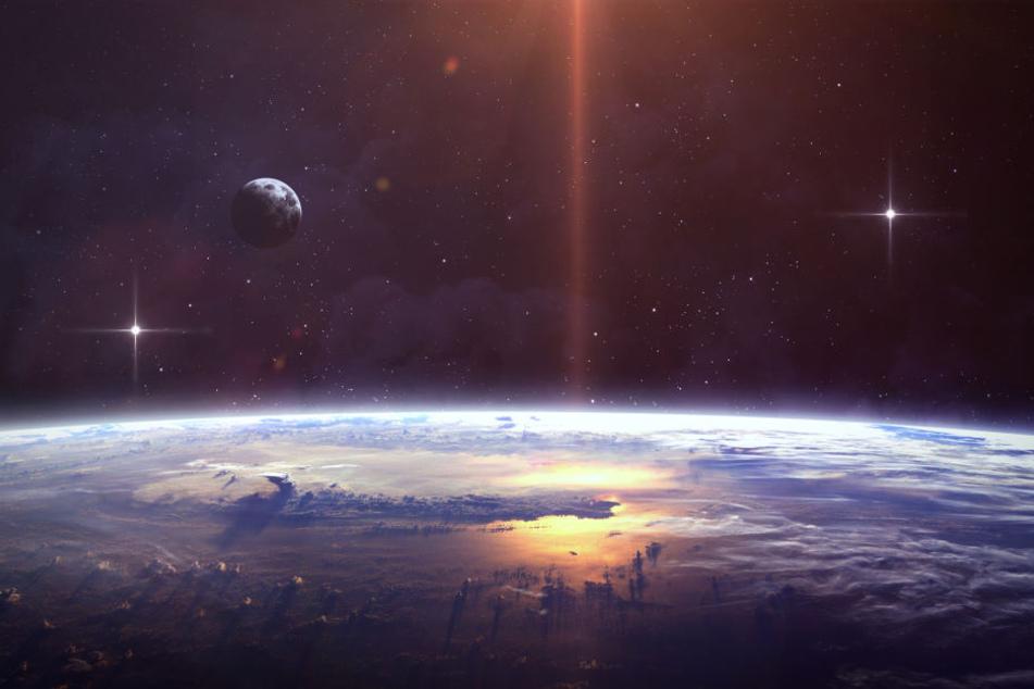 Erstkontakt mit Aliens? Forscher empfangen mysteriöse Signale aus dem Weltraum