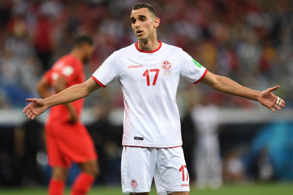 Ellyes Skhiri (24) spielte für Tunesien auch bei der WM in Russland mit.