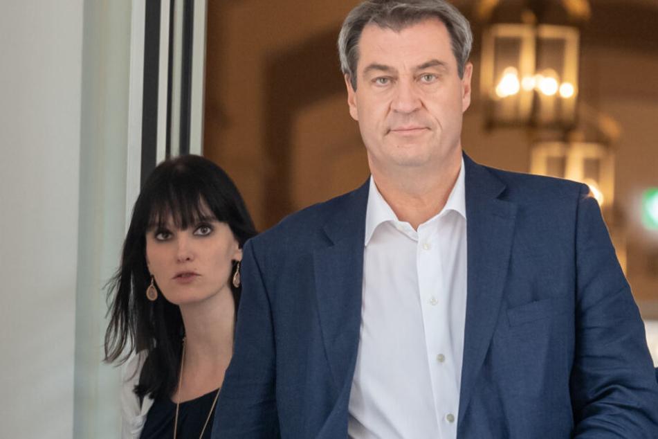 Markus Söder und die Koalition sind immer wieder in der Kritik.