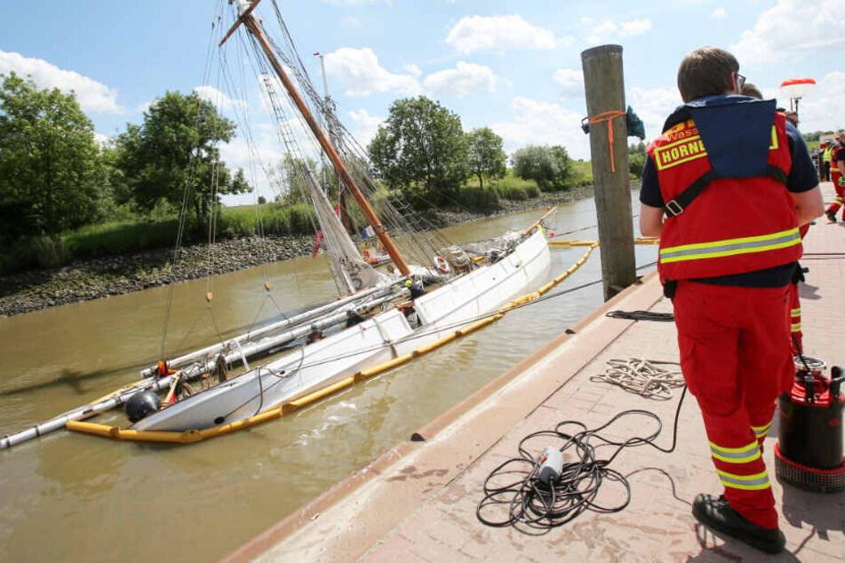 Segelschiff-Unfall: Fuhr Kapitän auf falscher Seite und ignorierte Warnungen?