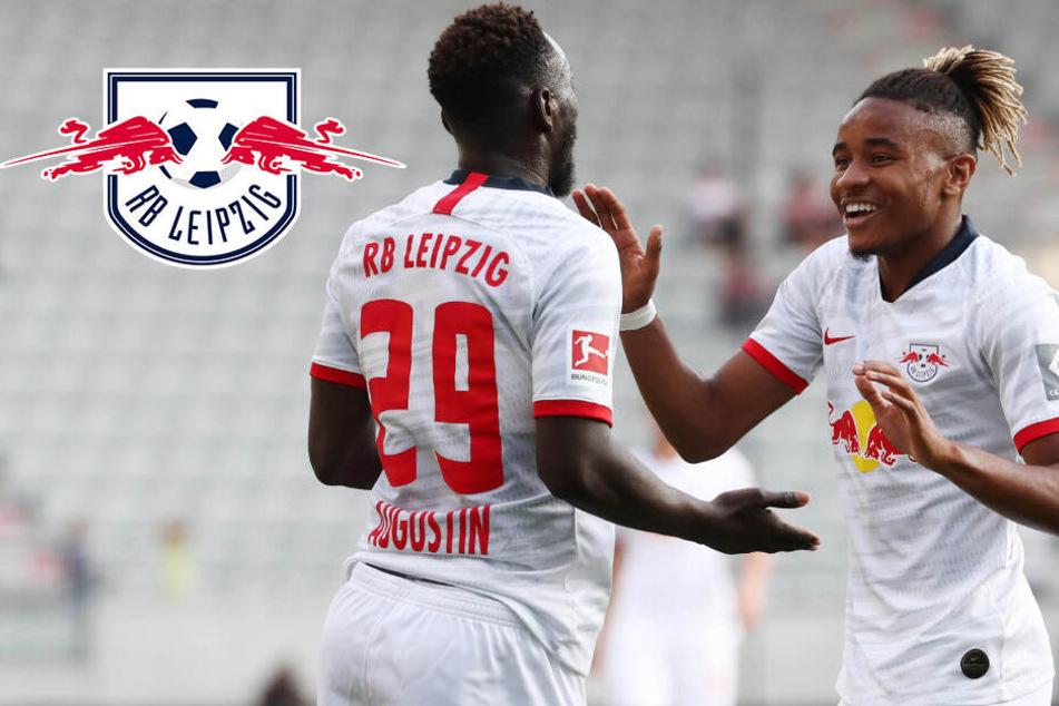 RB Leipzig beweist Moral und haut Galatasaray in drei Minuten weg