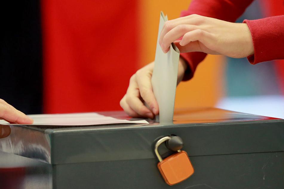 Am 24. September dürfen die Thüringer wählen.
