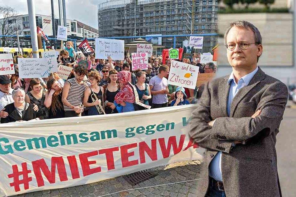 Weil Wohnen immer teurer wird: Erster Dresdner Politiker will Vermieter enteignen