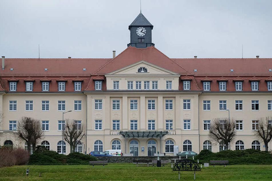 Das Heinrich-Braun-Klinikum in Zwickau: Mehr als 100 Millionen Euro sind in den vergangenen acht Jahren in die Modernisierung geflossen.