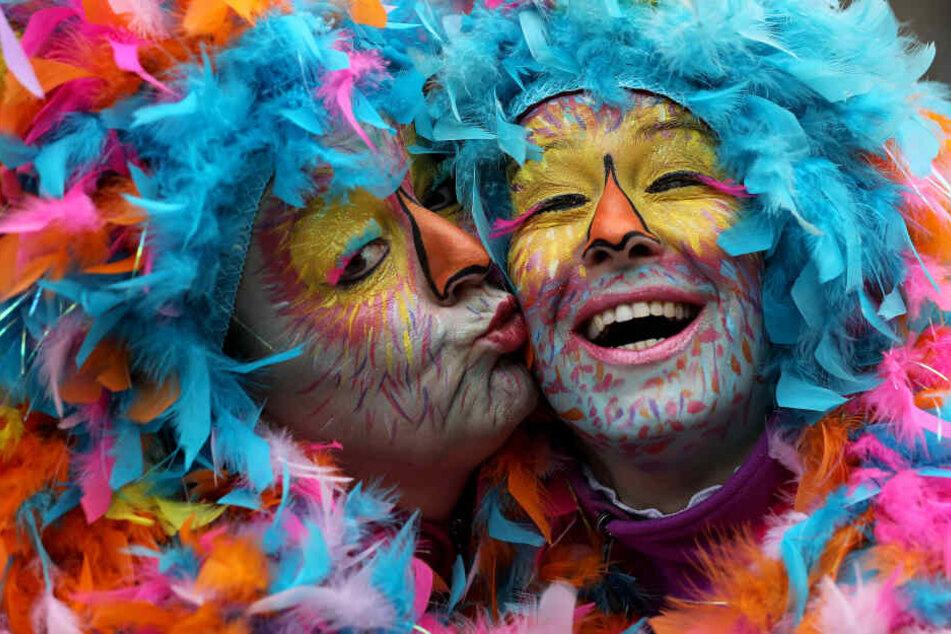 Karnevalisten dürfen sich auf milden Freitag freuen