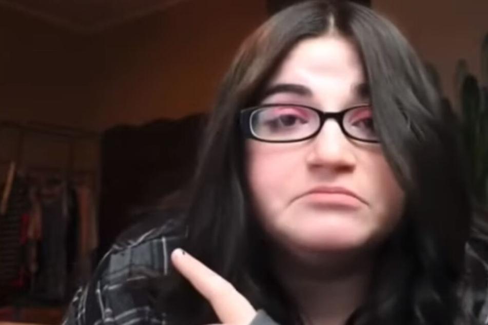 Die YouTuberin Michelle Grace (22).