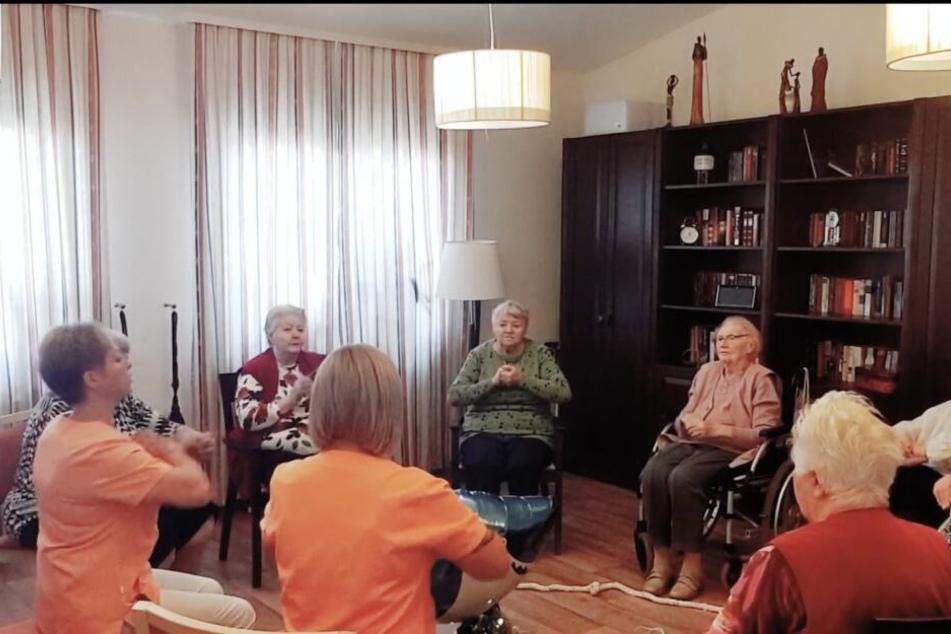 Nur Headbangen geht bei den Rentnern eher nicht mehr.