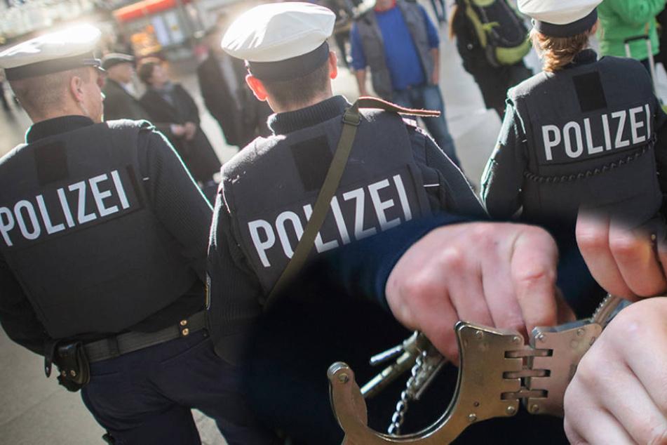 Polizei findet per Haftbefehl gesuchten Mann bei seiner Mutti