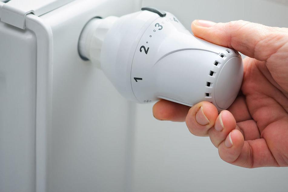 Wofür stehen eigentlich die Ziffern auf dem Thermostat?