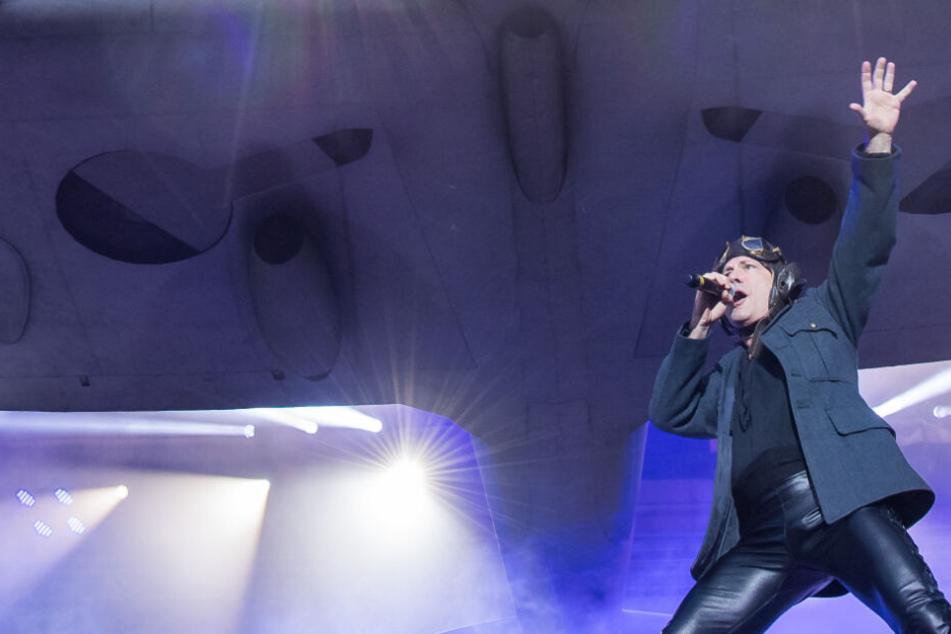 Iron Maiden kommen nach Deutschland: Hier könnt Ihr die Rocker live erleben!