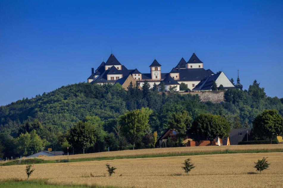 Schloss Augustusburg.