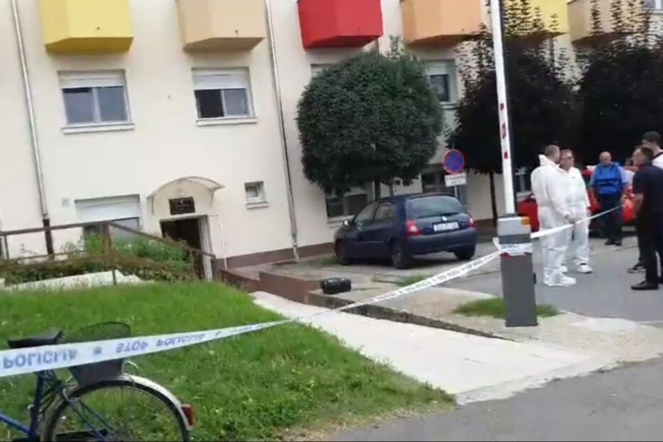 Mann erschießt Sozialarbeiterin und flüchtet mit Fahrrad