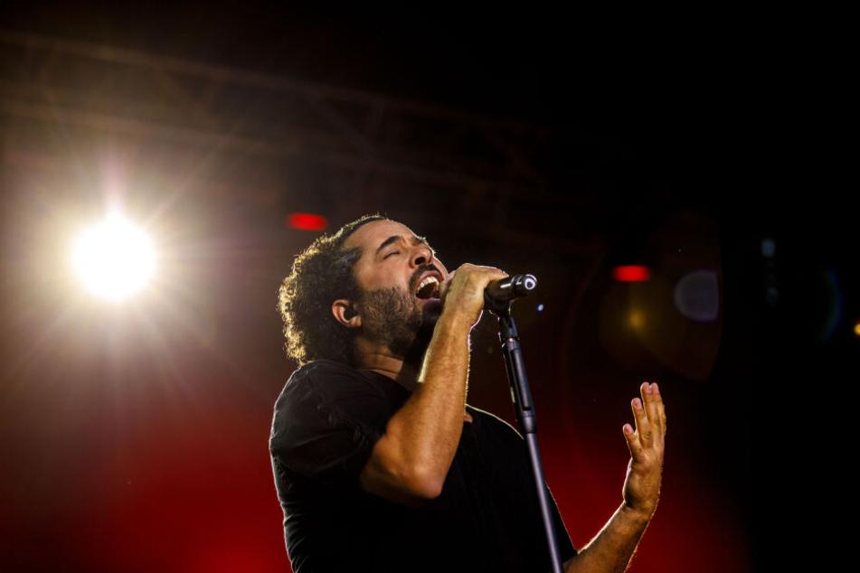 Am Samstag wird Adel Tawil in Leipzig auf der Bühne stehen.