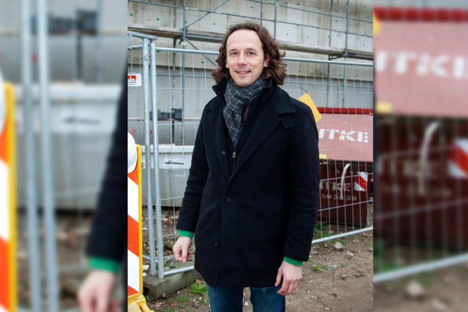 Narrenhäusel-Investor Frank Wießner (46) verzichtet dieses Jahr auf eine Weihnachtsfeier und spendet lieber.