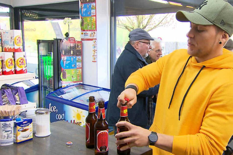 """Köln 50667"": Bier im Büdchen bringt verkaterten Kevin auf Ideen"