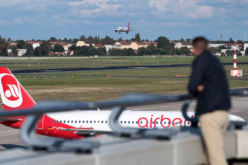 Die Piloten von Air Berlin sollen ihre Stellen nicht verlieren.