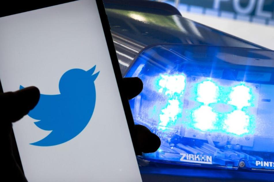 Von nackten Männern und wütenden Vätern: Polizei nimmt Follower live mit auf Streife