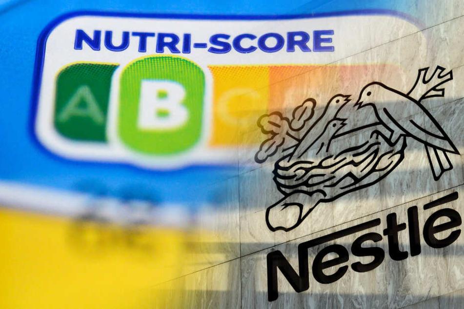 Nestlé will diese Ampel in Deutschland auf ihren Produkten, doch es gibt ein Problem