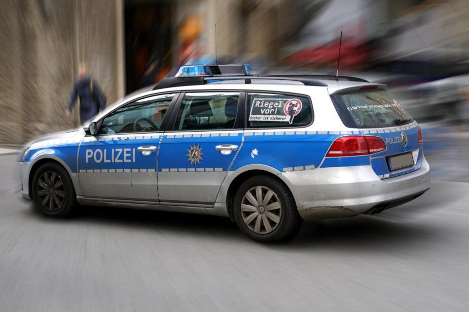 Die Polizei roch bei dem Papa eine gehörige Alkoholfahne.