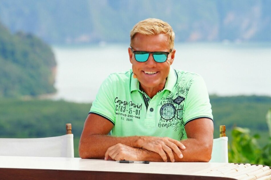 DSDS-Juror Dieter Bohlen (65) beim Recall in Thailand.