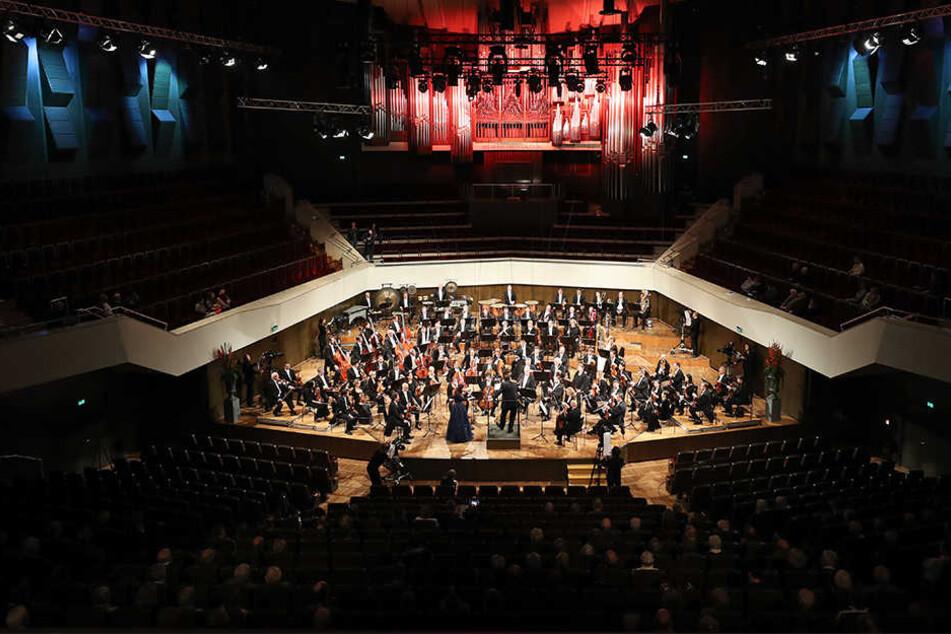 Das Gewandhausorchester startet am 31. August in die neue Saison.