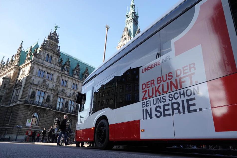Werden Fahrpläne für Bus und Bahn in Hamburg bald überflüssig?