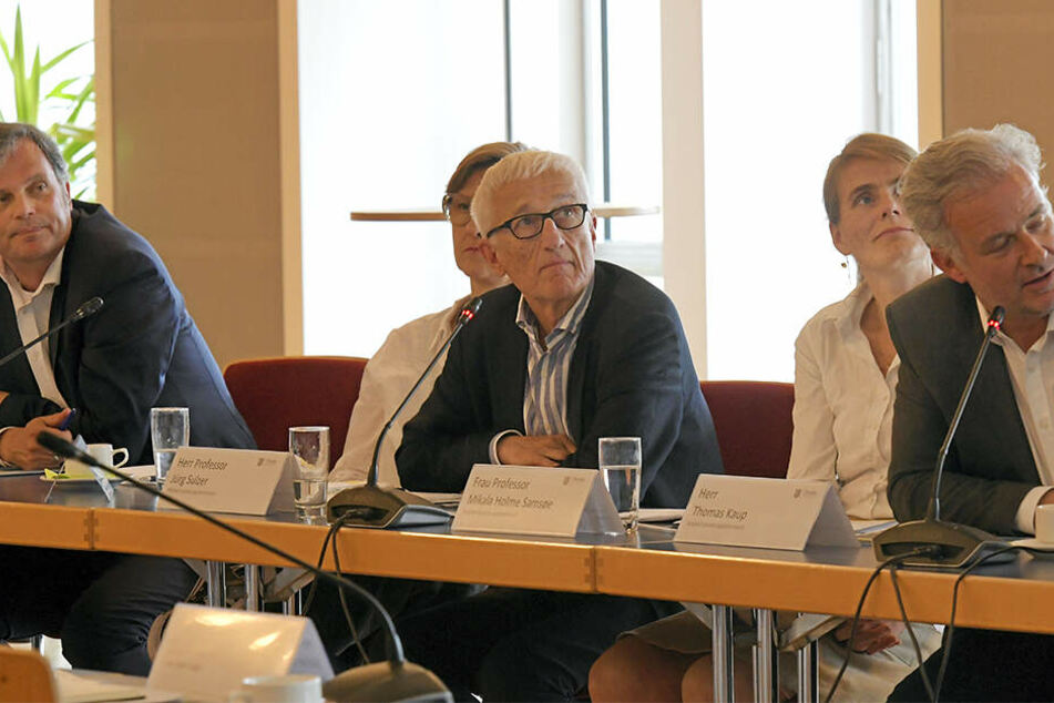 Die Dresdner Gestaltungskommission sieht den Umbau kritisch.