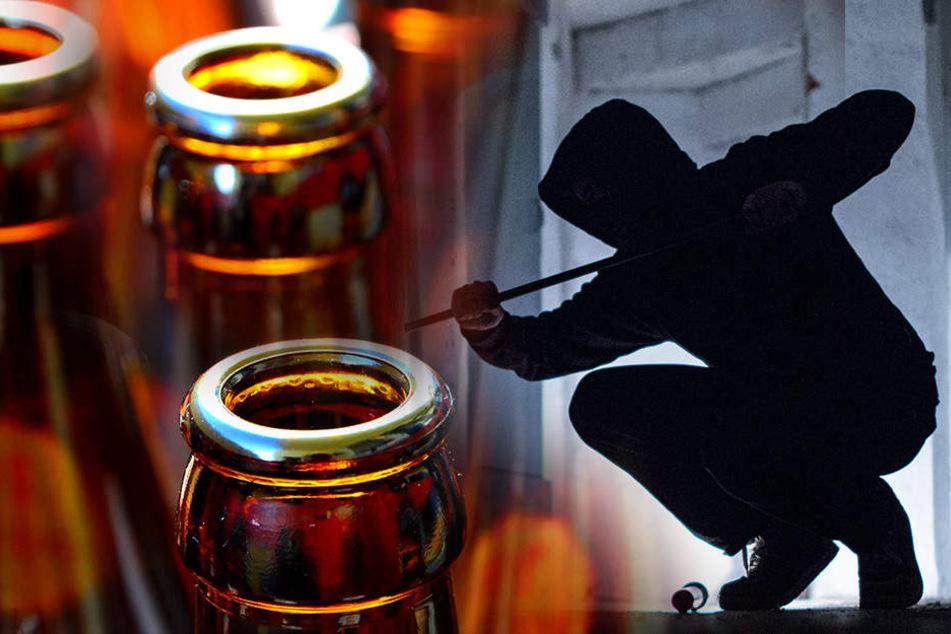 Kripo ermittelt: Dreiste Diebe lassen kästenweise Bier mitgehen