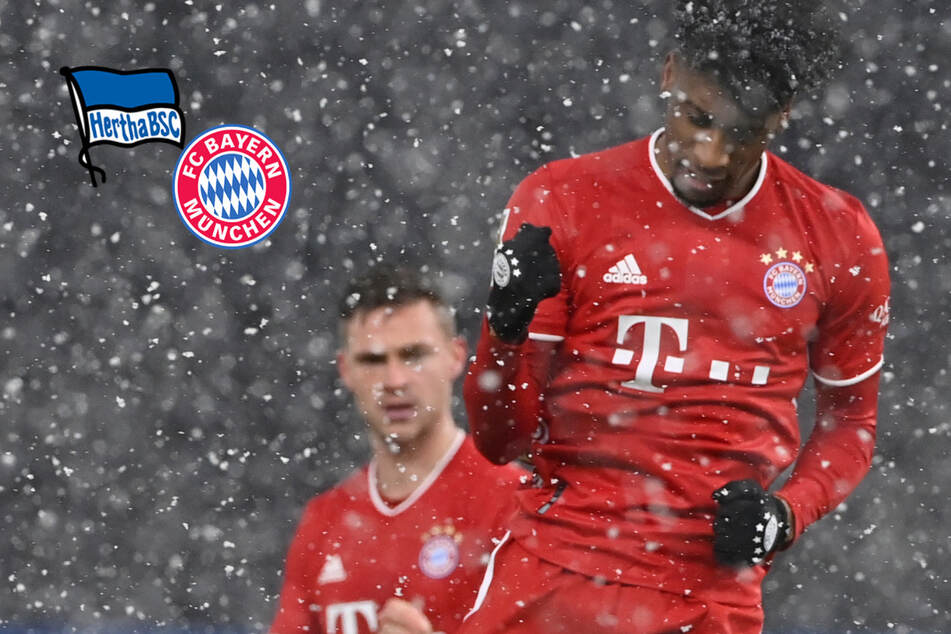 Hertha weiter in Not: Alte Dame verliert unglücklich gegen FC Bayern!