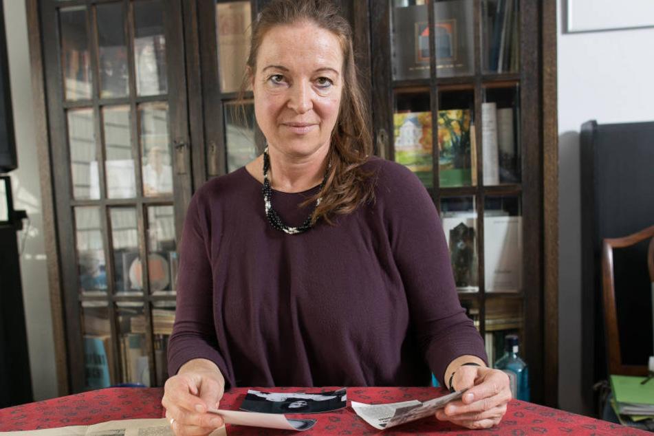 """""""Wer hat mein Ebenbild gesehen?"""" Kerstin Heinze (51) sucht ihre eineiige  Zwillingsschwester."""