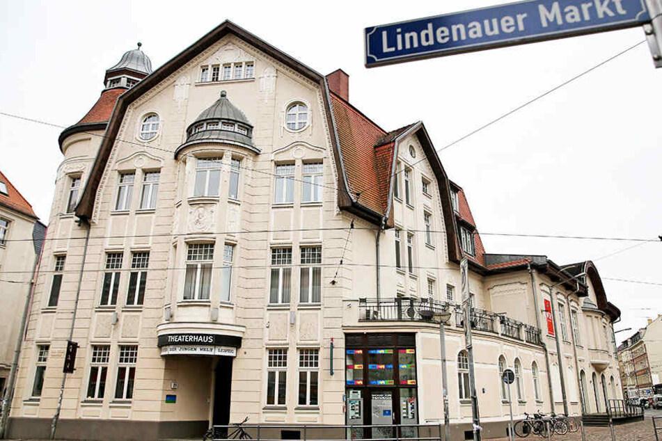 Am Lindenauer Markt (hier das Theater der Jungen Welt) soll sich einiges verändern.