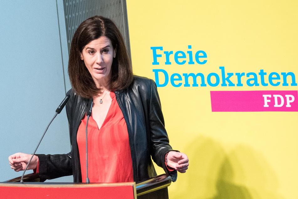 """Die stellvertretende FDP-Fraktionschefin Katja Suding ist gegen """"starre Regelungen"""" zu Weihnachten."""