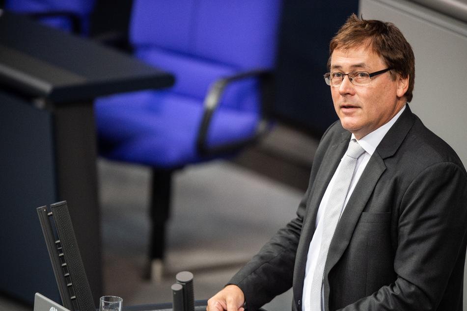 Gerald Ullrich (58) wurde zum Spitzenkandidaten der Thüringer FDP im Bundestagswahlkampg gekürt.