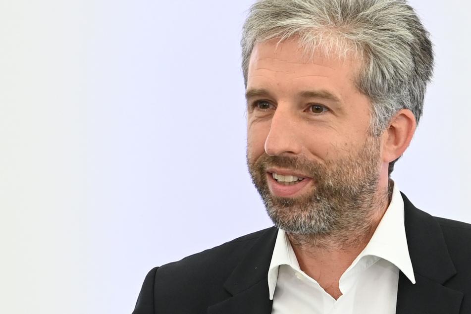 Boris Palmer (49) will Tübingen bis 2030 klimaneutral bekommen.