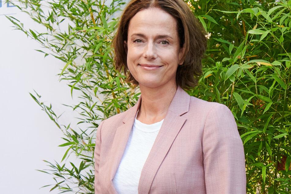 """Claudia Michelsen (51) wird bald wieder für den Magdeburger """"Polizeiruf"""" vor der Kamera stehen."""