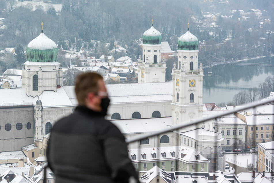 Weil der Landkreis Passau keine Besucher mehr reinlässt, liegt der Bewegungsradius der Städter liegt nun unter 15 Kilometern.